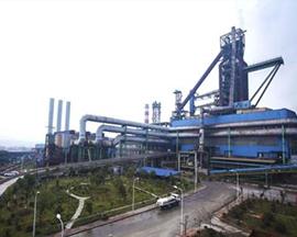 炼铁厂案例