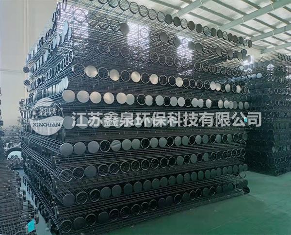 有机硅除尘袋笼生产厂家